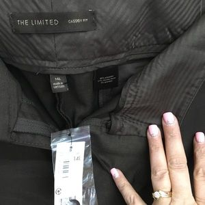 The limited dress pant size  14 long. New